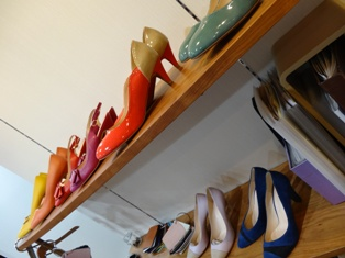 color order shoes