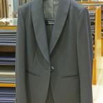 レディース ブラックスーツ