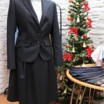 フレアスカートスーツ