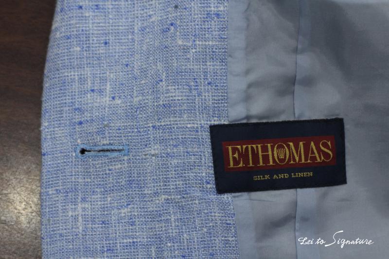 Eトーマス スーツ