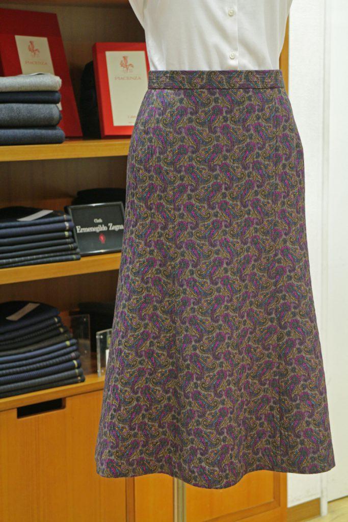 レディーススーツ マーメイドスカート